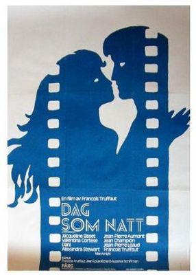 映画に愛をこめて アメリカの夜 - Poster Suède