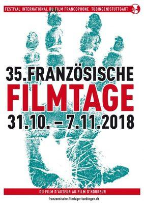 Festival Internacional de Cine Francófono de Tubinga | Stuttgart - 2018
