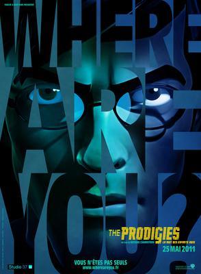 Prodigies - Poster - France (1) - © Ony Films / Fidélité Films