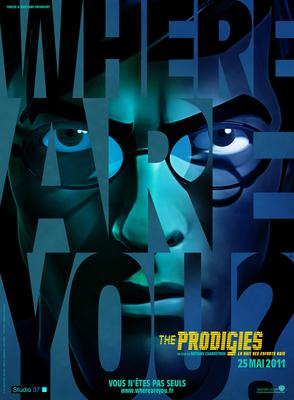 The Prodigies - Poster - France (1) - © Ony Films / Fidélité Films