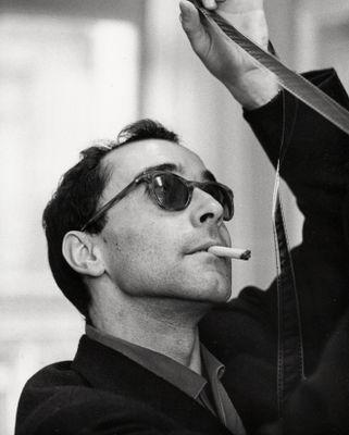 Jean-Luc Godard - © Doumic/UniFrance
