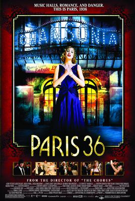 Paris 36 - Poster - USA