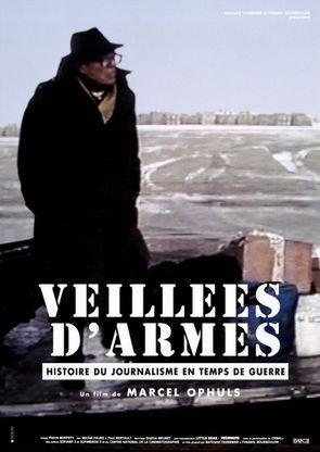 Veillées d'armes, Histoire du journalisme en temps de guerre - Premier voyage
