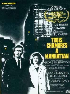 Tres habitaciones en Manhattan