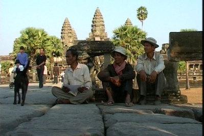 Les Gens d'Angkor