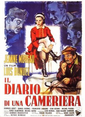 小間使の日記 - Poster Italie