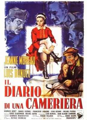 Le Journal d'une femme de chambre - Poster Italie