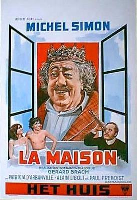 La Maison - © Poster Belgique