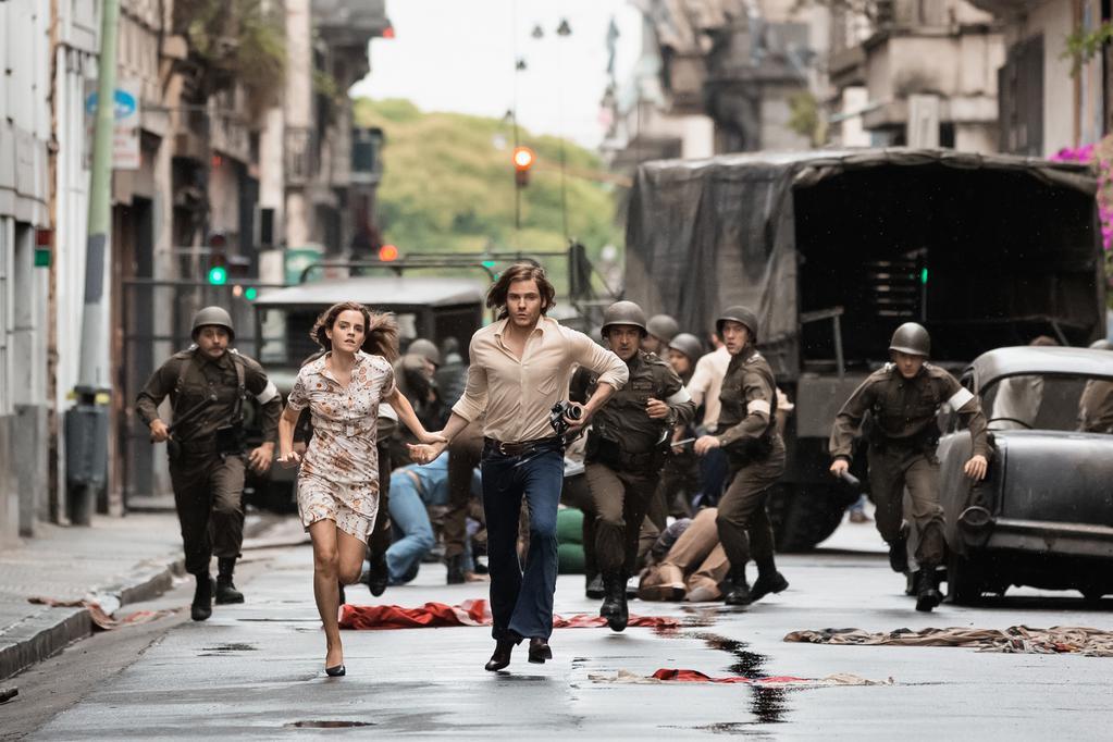 Colonia - Emma Watson et Daniel Brühl