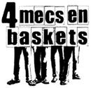 4 Mecs En Baskets