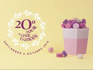20e édition du Tour de Cine Francés, le plus grand festival de cinéma français au monde !