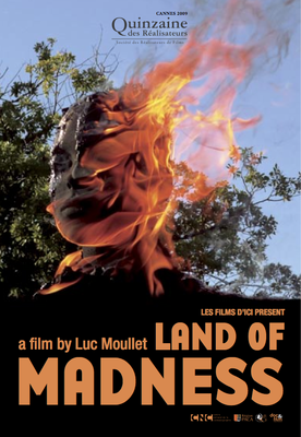 Land of Madness - Poster international