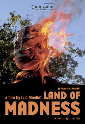 Land of Madness - Poster international