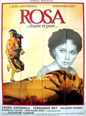 Rosa, chaste et pure