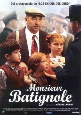 Monsieur Batignole - Poster Espagne