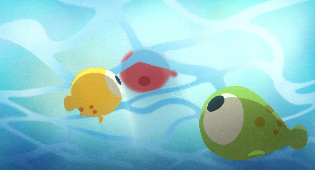 Drôle de poisson