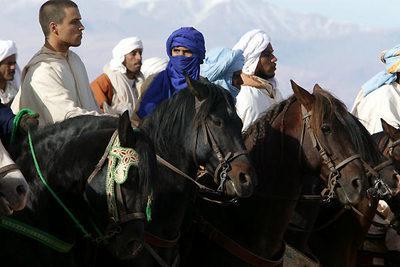 Zaïna, Rider of the Atlas