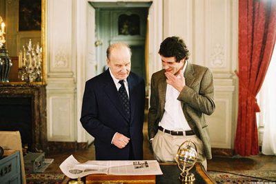 Presidente Mitterrand
