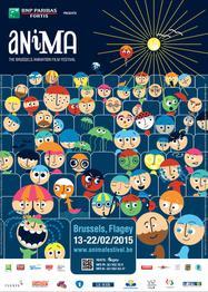 Brussels Cartoon and Animated Film Festival (Anima) - 2015