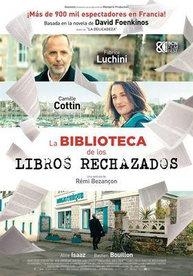 La Biblioteca de los libros rechazados - Poster - Spain