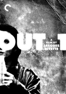 Out 1 : Spectre - Affiche DVD américain