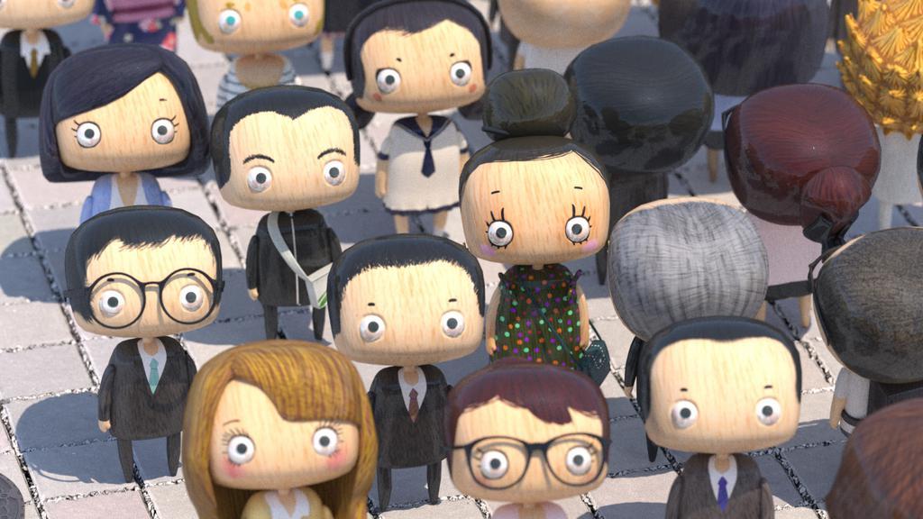 Short Cuts 40 - Animation - Juin 2012 (DVD #15)
