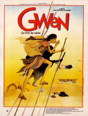 Gwen, le livre de sable