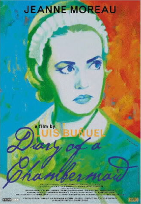 Diary of a Chambermaid - Poster Royaume-Uni