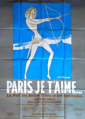 Paris je t'aime...