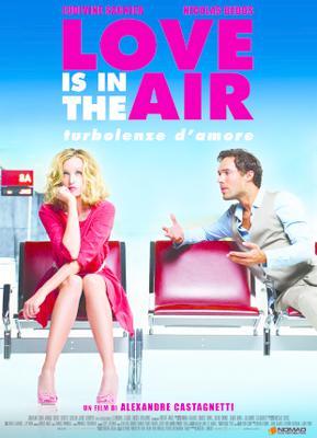 El amor está en el aire - Poster - Italy