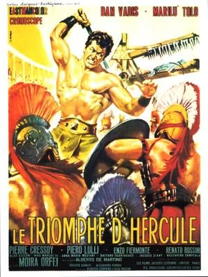 The Triumph of Hercules/Hercules vs. the Giant Warriors