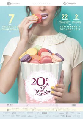Tour de Cine Francés - 2016