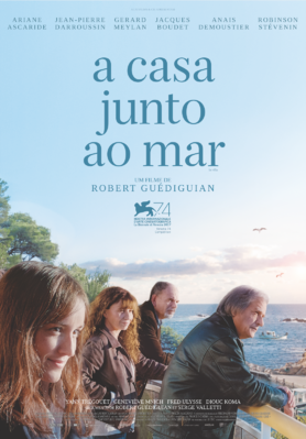 The House by the Sea - Poster - Portugal