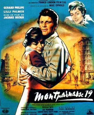 The Lovers of Montparnasse