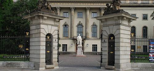 Nouveau partenariat entre UniFrance et la Humboldt-Universität Berlin