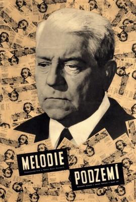 地下室のメロディー - Poster - Czech Republic