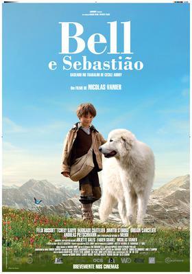 Belle and Sébastien - Poster - Portugal