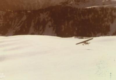 Vols en montagne