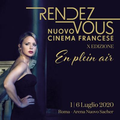Rendez-vous avec le nouveau cinéma français à Rome - 2020