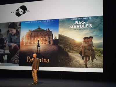 UniFrance présent à CineEurope 2016