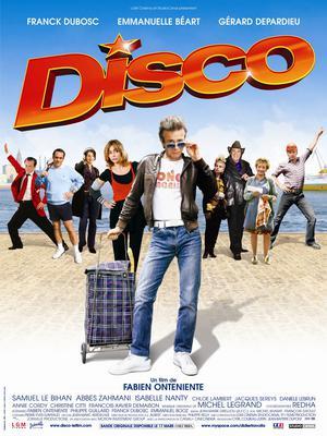 Disco - Poster - France