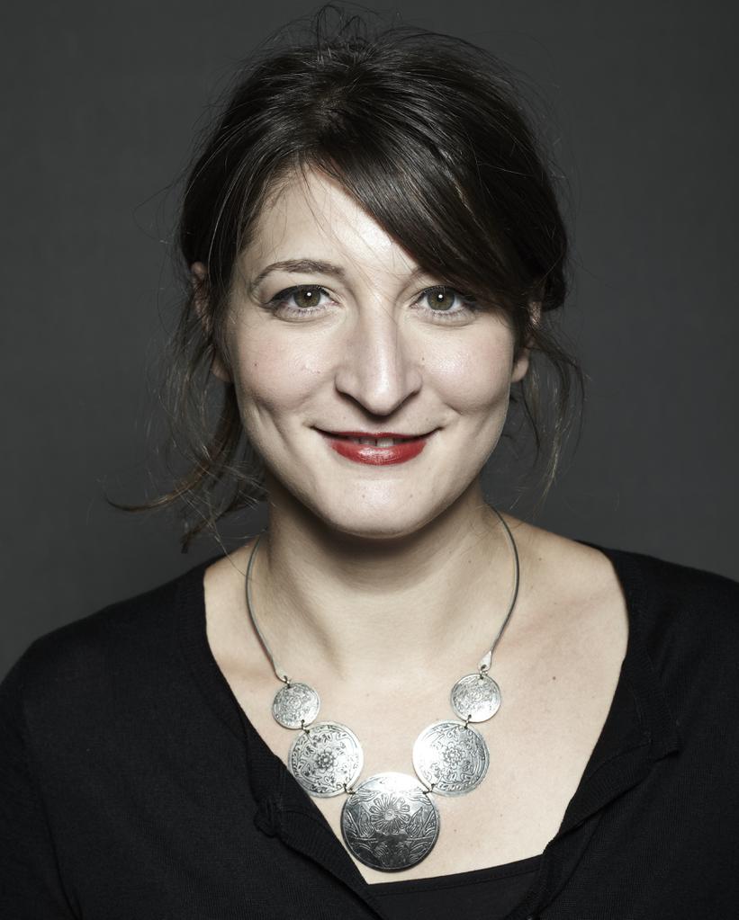 Géraldine Amgar
