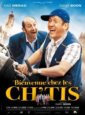 Bienvenue chez les Ch'tis - Poster - France - © Pathé Distribution