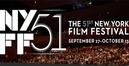 Festival de Cine de Nueva York - 2015