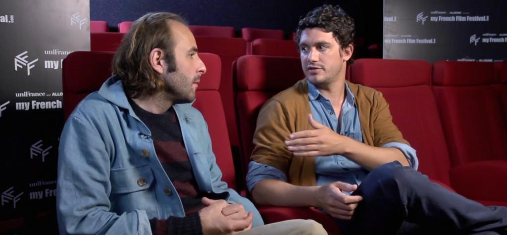 Interview Vincent Mariette / Vincent Macaigne
