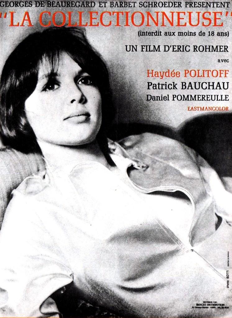 Annik Morice - Poster France