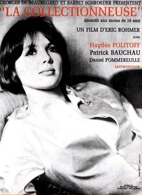 コレクションする女 - Poster France