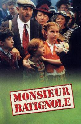 Monsieur Batignole - Poster Italie