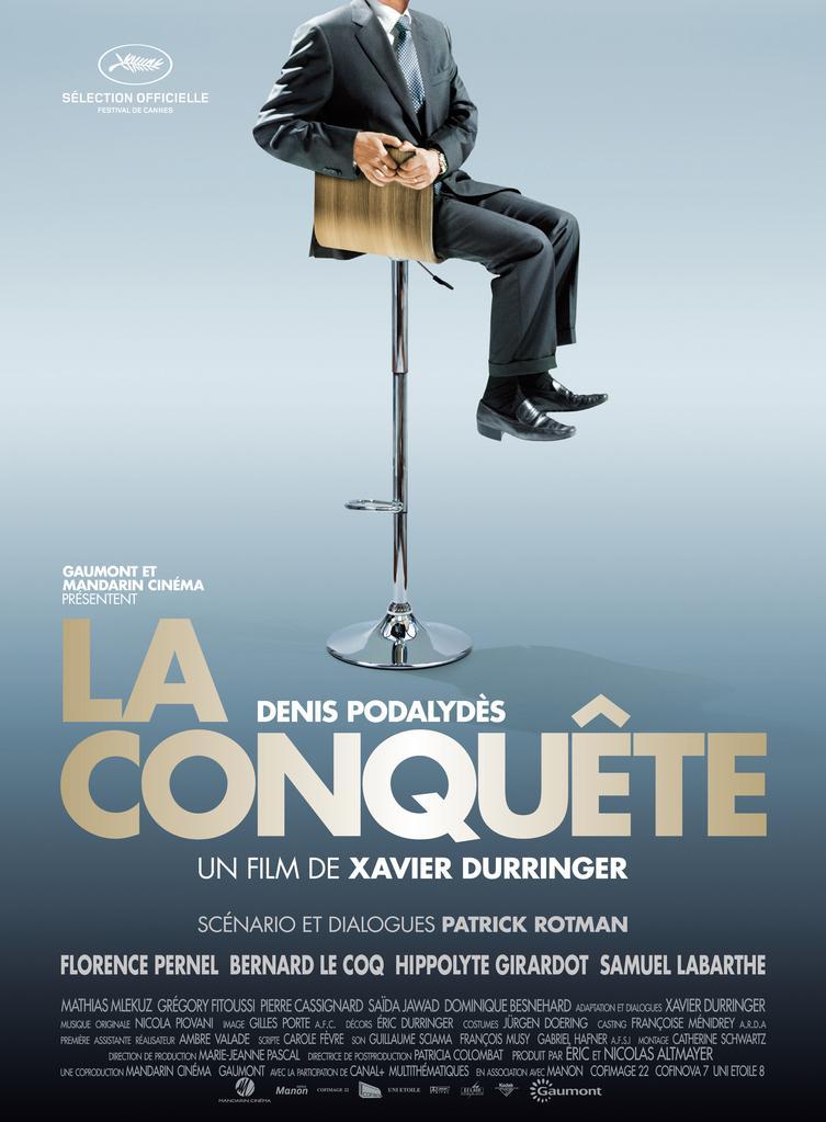 Frédéric Barbe - Poster - France
