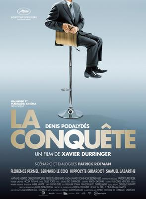 The Conquest - Poster - France